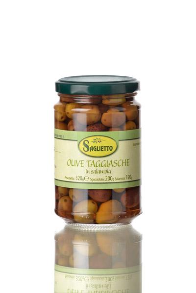 Die Taggiascha Olive
